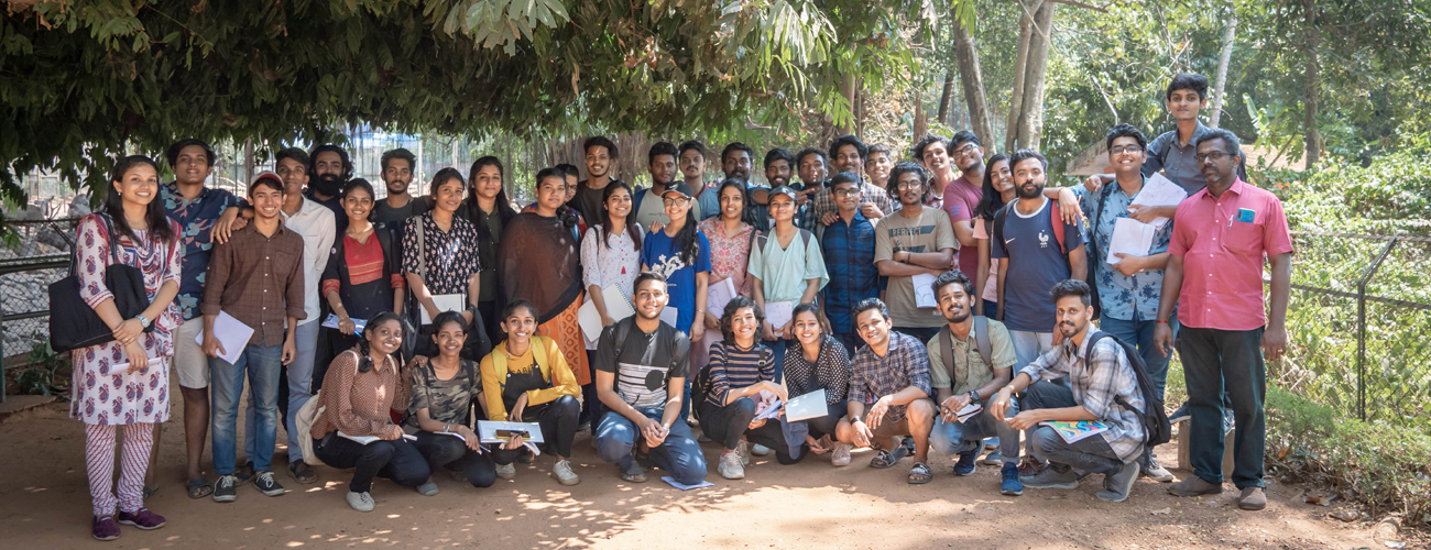 Zoo Study visit to Thrissur Zoo & Museum