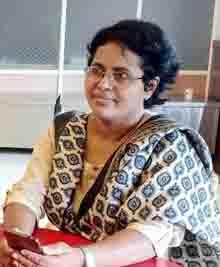 Shanthi Mathai